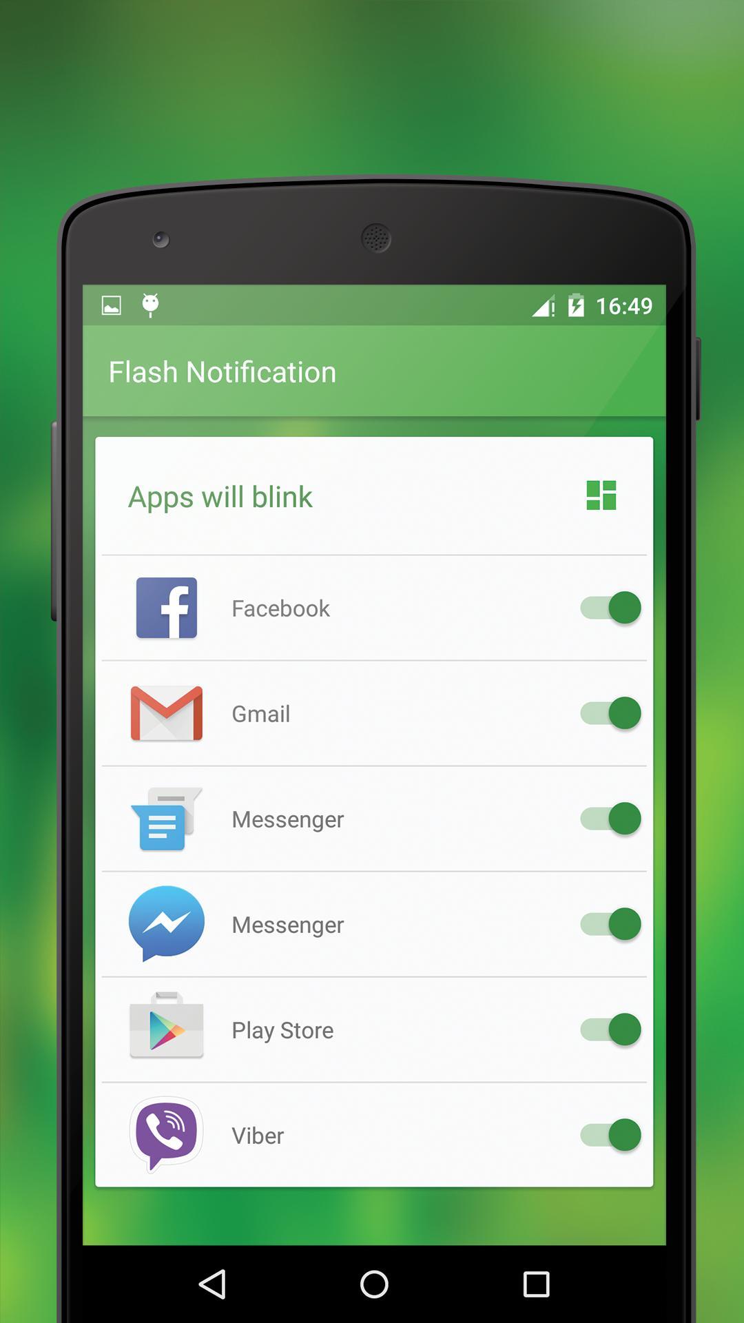 flash notification 2 apk download