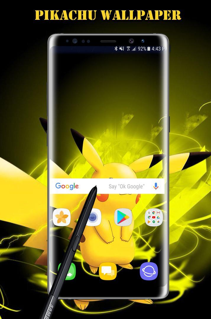 Pikachu Wallpaper Hd 4k Pokemon Fans For Android Apk