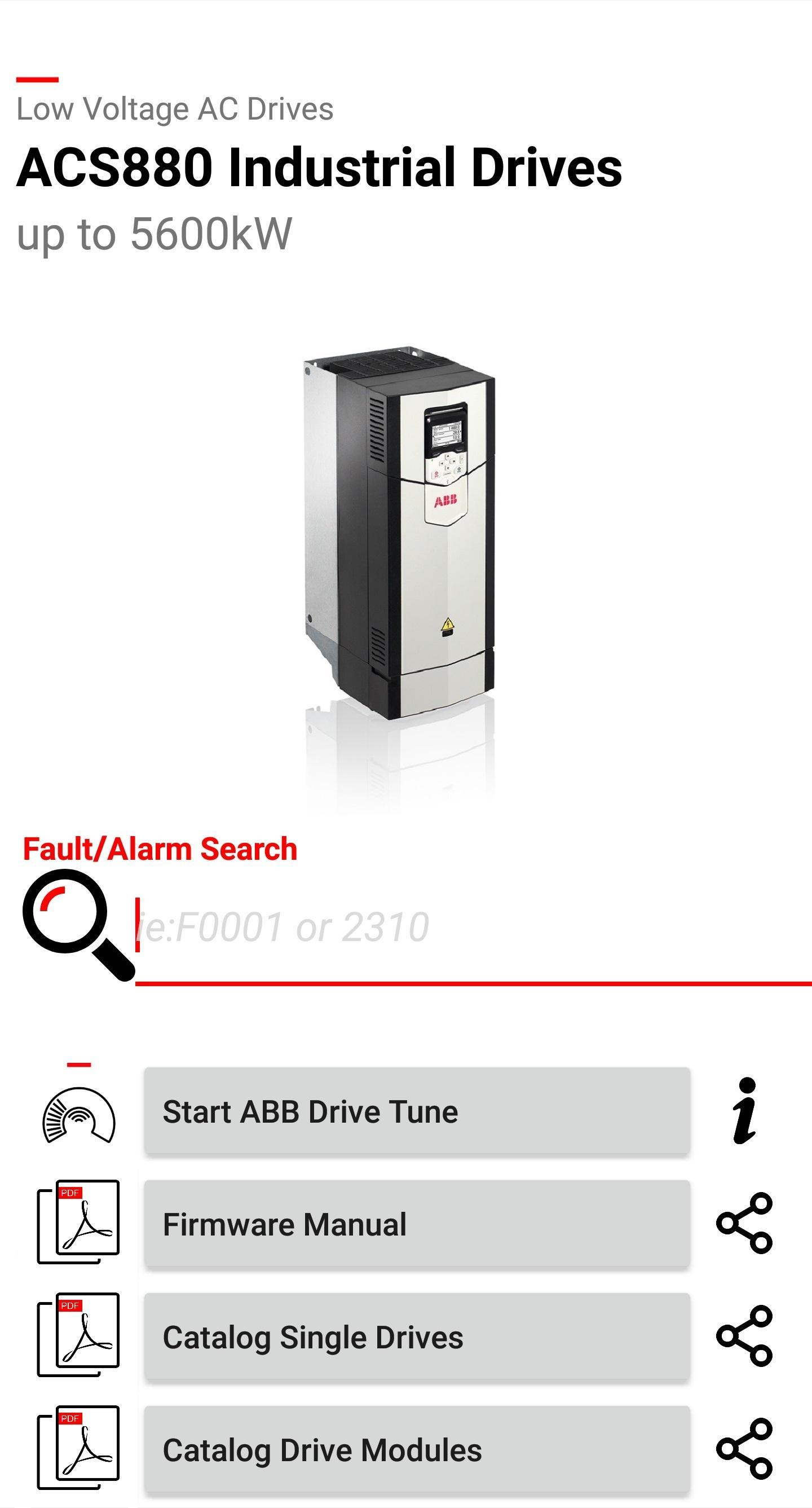 ABB Drive Library for Android - APK Download