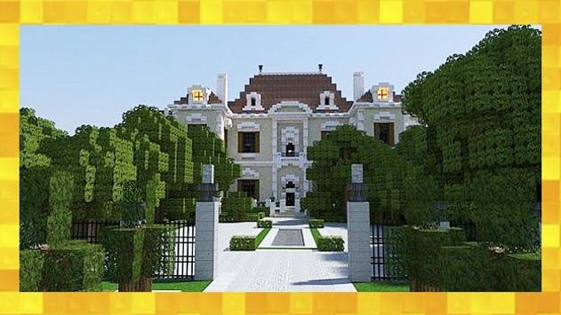 Luxury mansion for minecraft for Android - APK Download