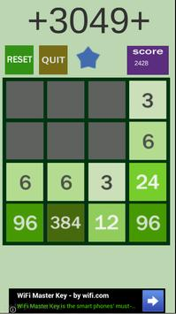 2048+3 apk screenshot