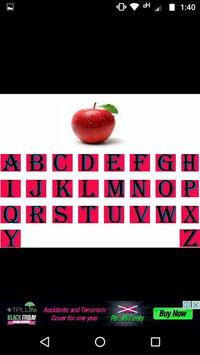 Phonic ABC Alphabets - An app for kids screenshot 4