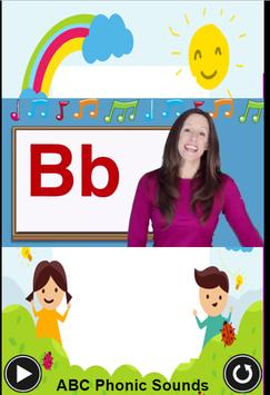 abc phonic sound - an app for kids to learn abc screenshot 2