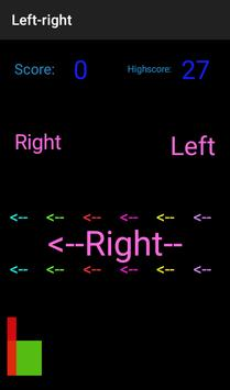 Left-Right poster