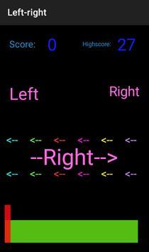 Left-Right screenshot 1