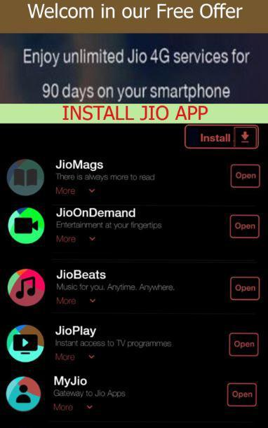 My Jio Free new Jio app 2018 for Android - APK Download