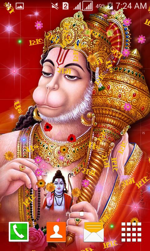 3d Hd Hanuman Live Wallpaper For Android Apk Download