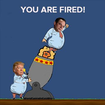 You are Fired poster