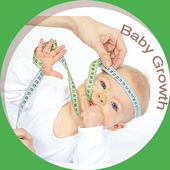 Baby growth Guide icon