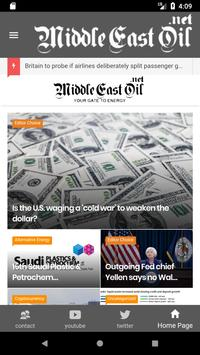 Middle East Oil screenshot 1