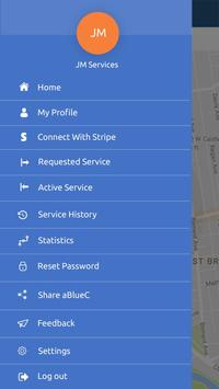 aBlueC Service Provider screenshot 2