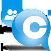 ChatLone MeetUp icon