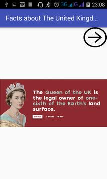 Facts About The United Kingdom poster