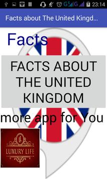 Facts About The United Kingdom apk screenshot
