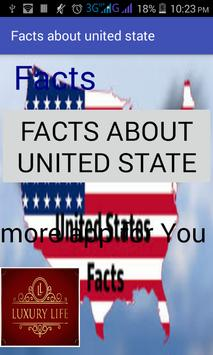 United State Unknown Facts poster