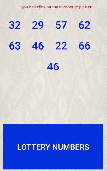 Lottery Lucky number for Android - APK Download