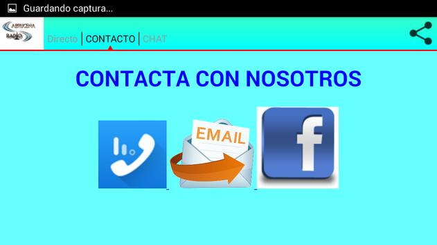Abrucena Radio screenshot 7