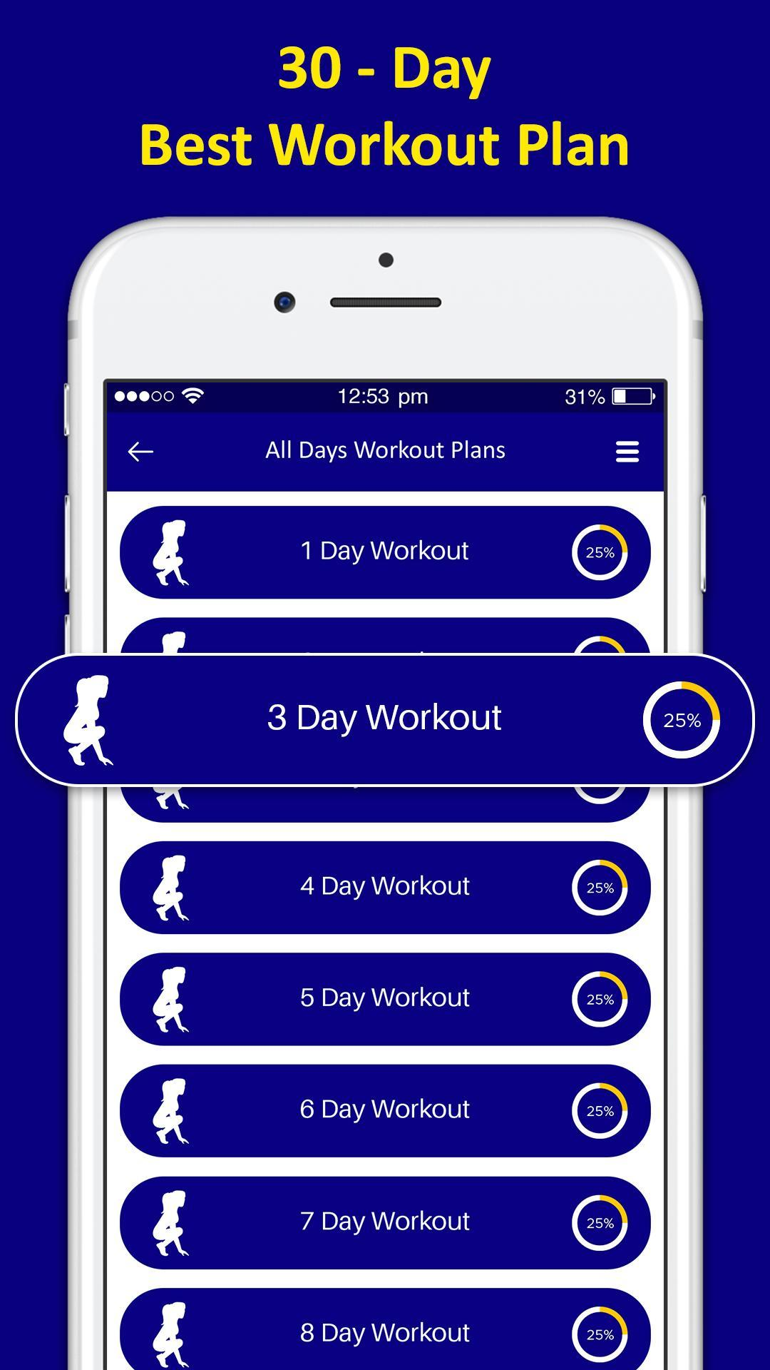 ABS Workout Female Fitness for Android - APK Download