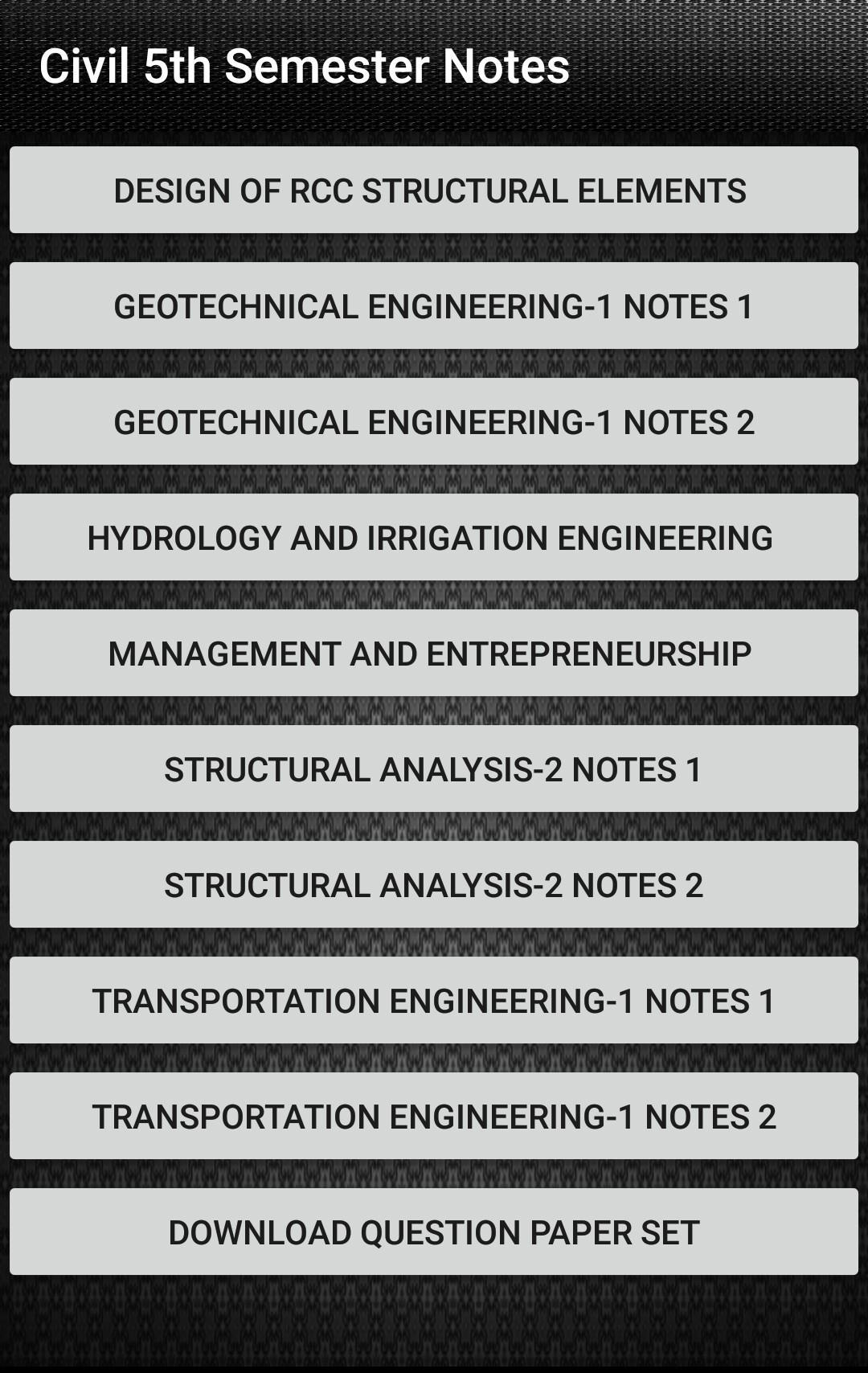 BE Notes for Android - APK Download