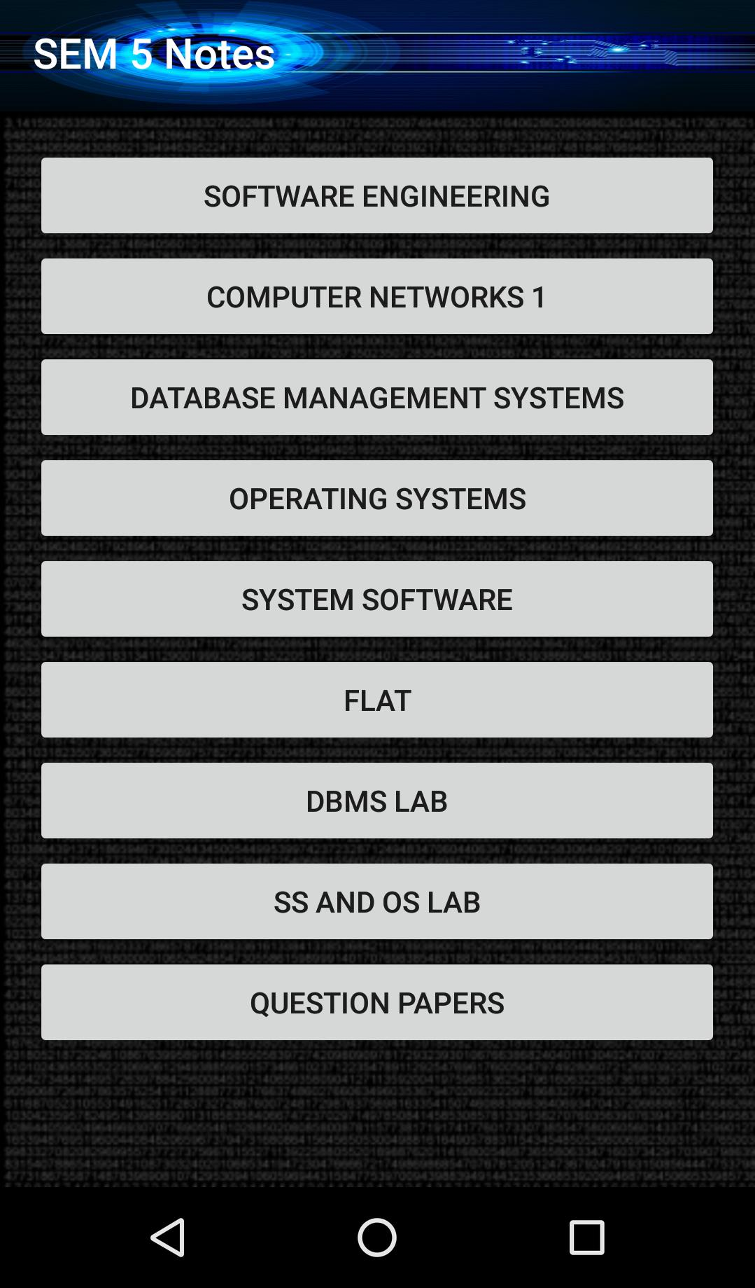 CSE Notes for Android - APK Download
