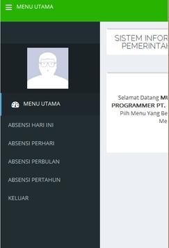 Absensi Online Luwu Utara apk screenshot