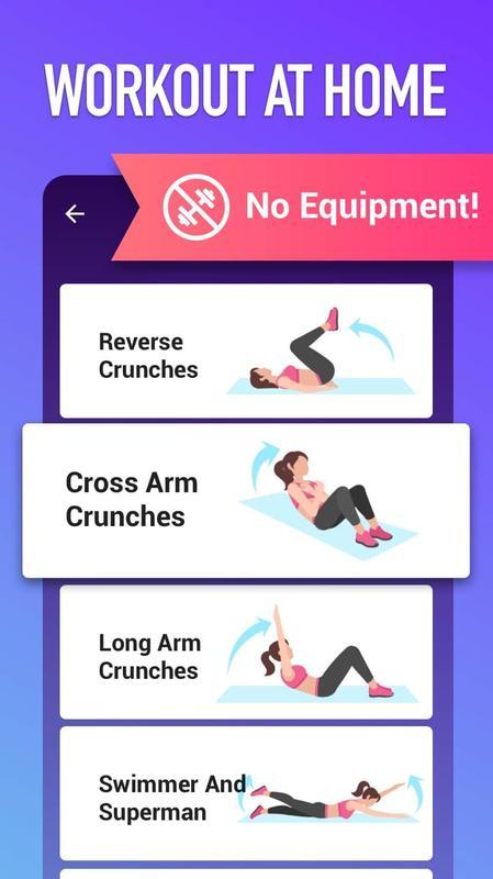 Abs Workout Screenshot 2