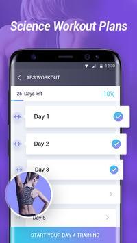 Easy Workout Lite - Abs & Butt Fitness screenshot 1
