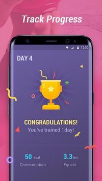 Easy Workout Lite - Abs & Butt Fitness screenshot 4