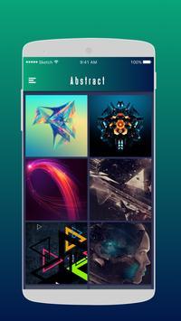 Abstract Wallpapers screenshot 1