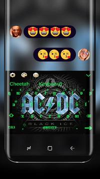 Keyboard for AC⚡DC poster
