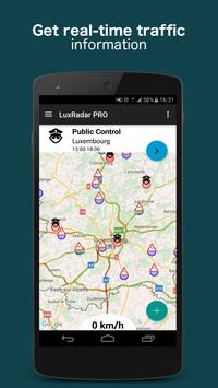 LuxRadar - Radar Luxembourg apk screenshot