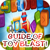 Guide Of TOY BLAST! icon