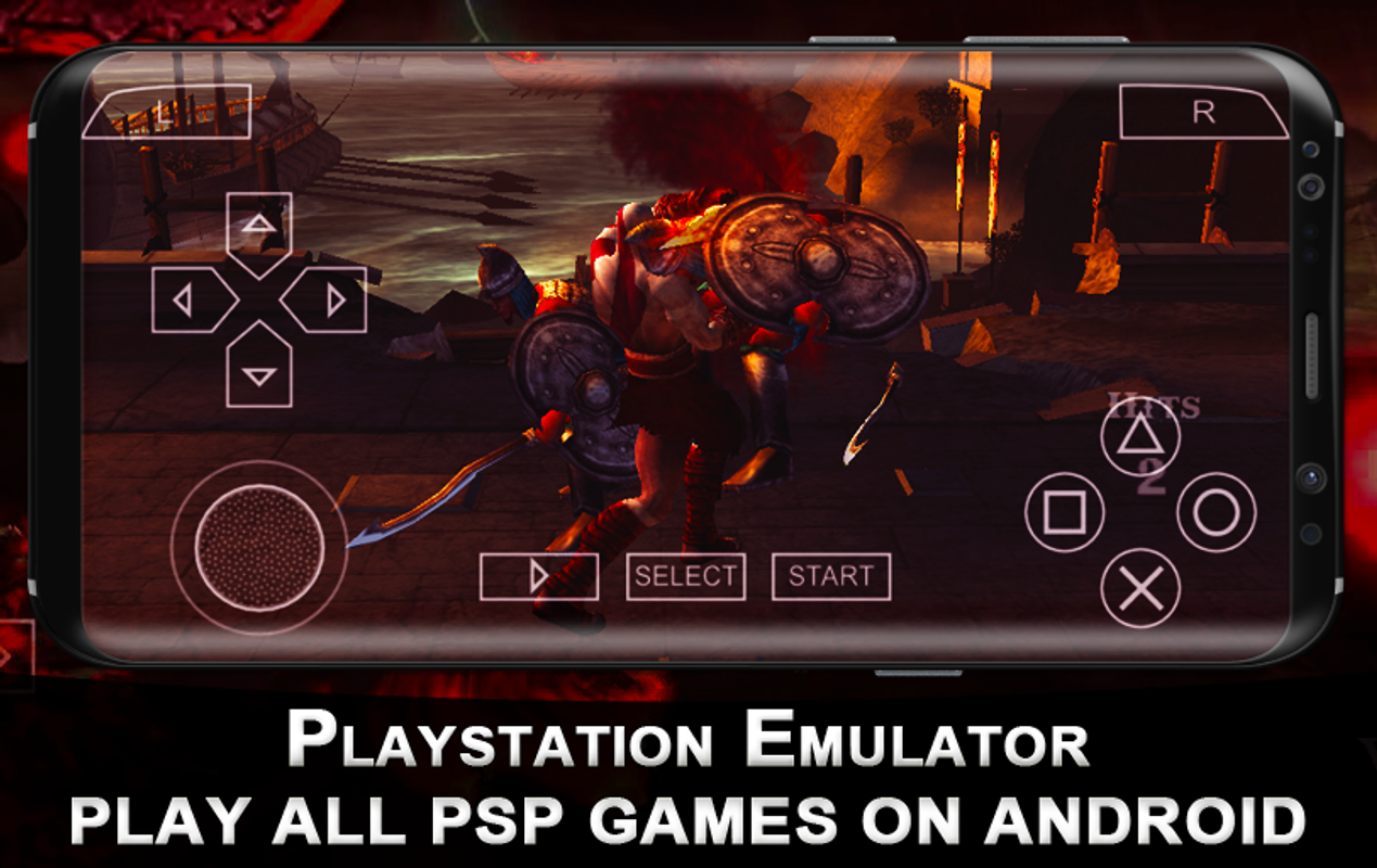 psp gold emulator games for android