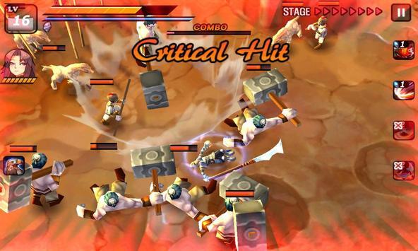 Devil Ninja Fight APK 1.2 APK + Mod (Unlimited money) إلى عن على ذكري المظهر