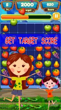 Super Sweet FruitLink screenshot 4