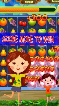 Super Sweet FruitLink screenshot 1