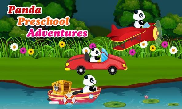 Panda Preschool Adventures poster