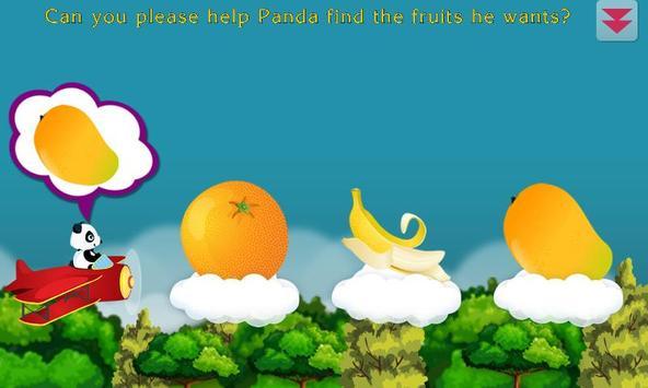 Panda Preschool Adventures apk screenshot