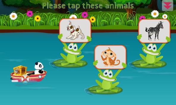 Panda Preschool Adventures screenshot 1