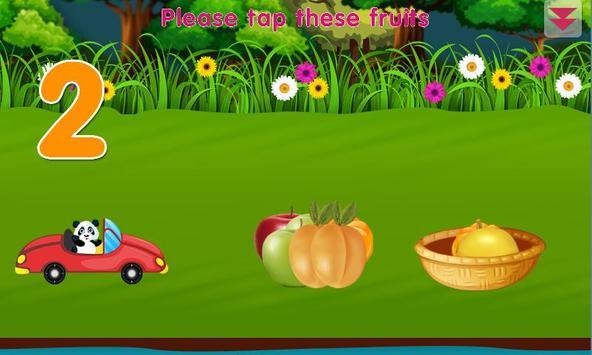 Panda Preschool Adventures screenshot 2