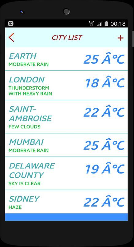 Accuweather 2015 Apk Baixar Gr 225 Tis Clima Aplicativo Para