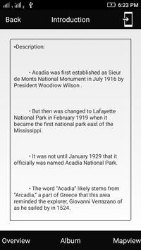 Acadia National Park screenshot 3