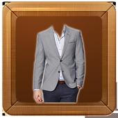 Men Suit Photo Maker icon