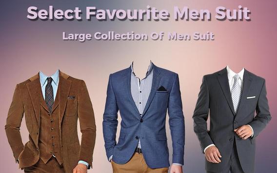 Men Suit Photo Maker screenshot 3