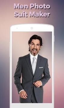 Men Suit Photo Maker screenshot 1