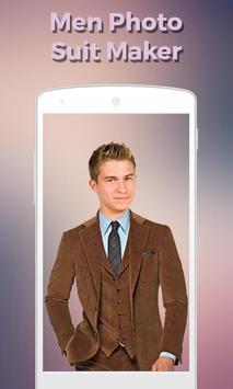Men Suit Photo Maker screenshot 2