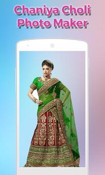 Women ChaniyaCholi Photo Maker screenshot 4