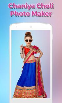 Women ChaniyaCholi Photo Maker screenshot 6