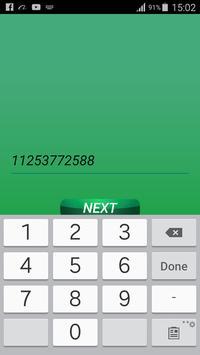 Hack Whatsapp Messenger prank screenshot 2