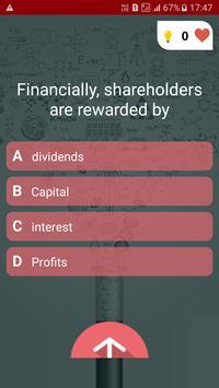 Accounting Quiz screenshot 1